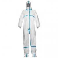Schutzanzug Tyvek 600 PLUS mit Socken in weiß - Kategorie 3