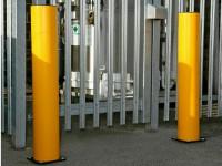 Flexibler Rammschutzpoller A-Safe