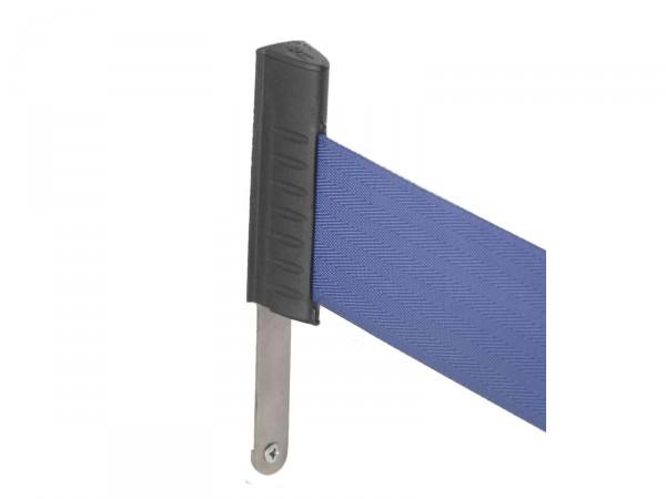 Wandclip für Gurtendstück für Gurtband 50 mm