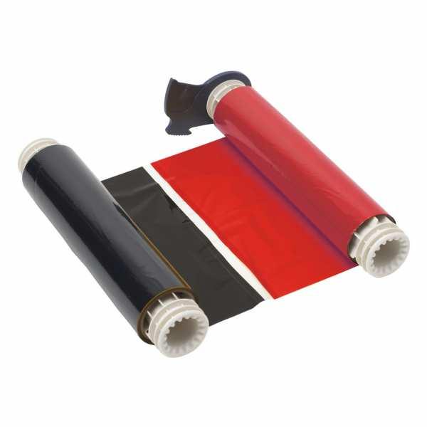 Brady zweifarbiges Farbband für BBP85 Drucker