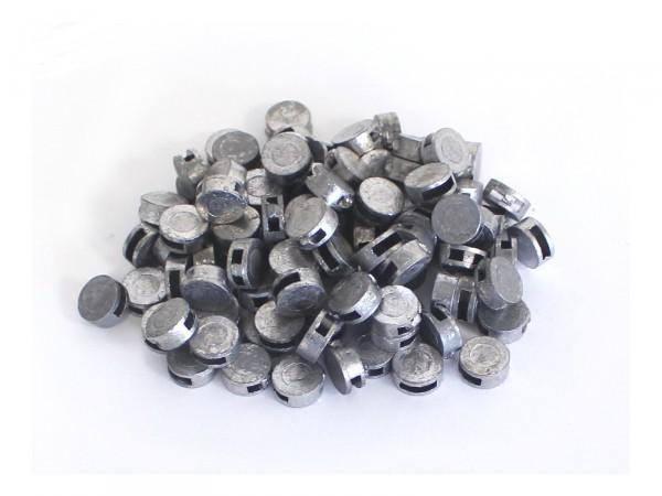Blei-Plomben, 12mm (500 Stück)
