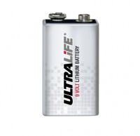 9 V Ultralife Batterie