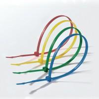Kabelbinder Q-tie 210 mm x 4,7 mm, farbig (100 Stück)