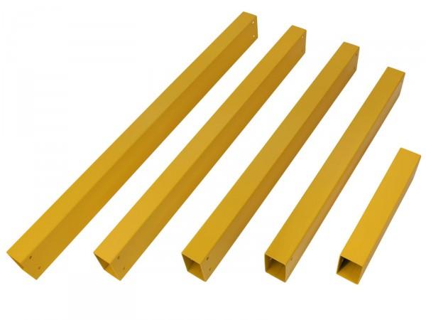 Balken für Sicherheitsgeländer Stahl