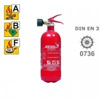Jockel F 2 JM 5 Fettbrandlöscher 2 Liter