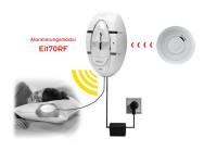 Alarmierungsmodul für Hörgeschädigte Ei Electronics Ei170RF-D