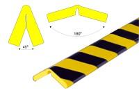 Schutzprofil Eckschutz Knuffi® Flex Typ H+