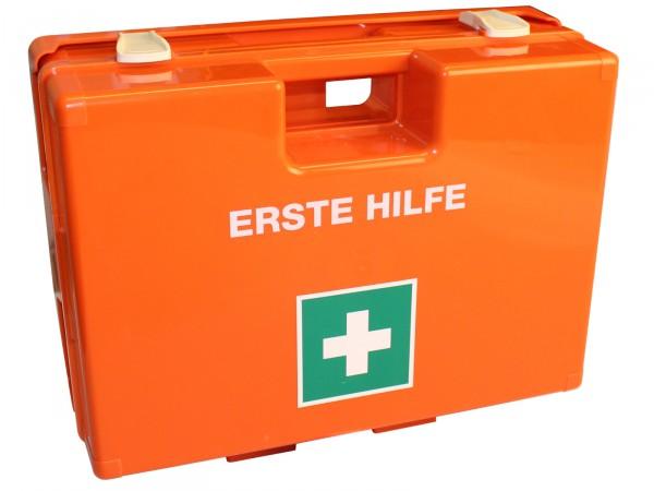 Verbandkoffer MULTI, Inhalt nach DIN 13169
