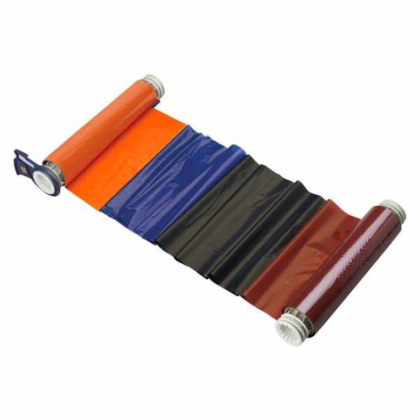 Brady Vierfarbiges Farbband für BBP85 Drucker