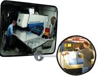 Beobachtungsspiegel für Innen- und Außenbereiche