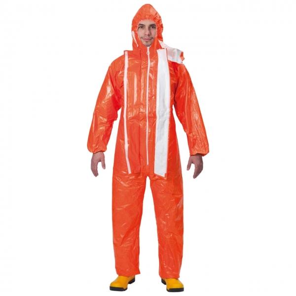 Schutzanzug ProChem I F orange