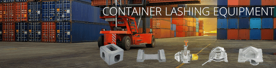Container Lashing Equipment