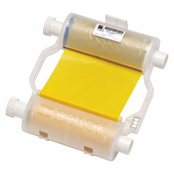 Brady einfarbiges Farbband für BBP37 und BBP33 Drucker