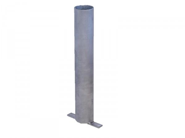 Bodenhülse für Absperrpfosten und Kettenpfosten rund Ø 60 mm