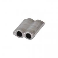 Aluminiumplomben Form 61 (100 Stk.), 6x7 mm