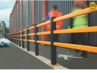 Flexibles Sicherheitsgeländer A-Safe