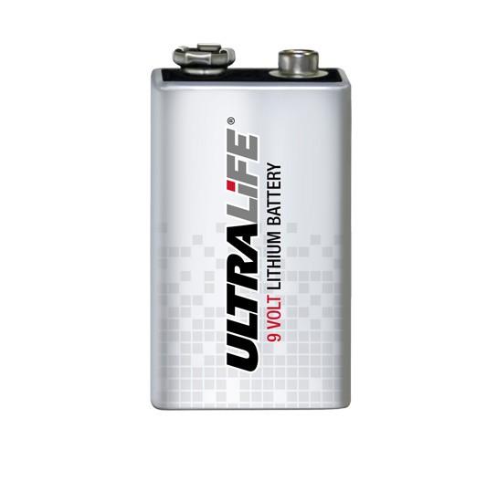 9 V Ultralife Batterie