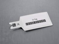 Q-tag Kennzeichnungsschild  100 mm x 42 mm