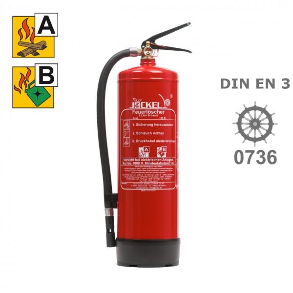 Jockel S 6 LJM Bio 34(plus) Schaumlöscher 6 Liter