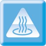 Beständigkeit gegen hohe Temperaturen