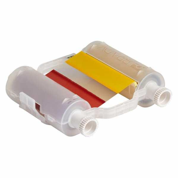 Brady vierfarbiges Farbband für BBP37 Drucker