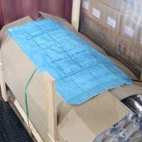 CargoSorb Blanket 2000 Trockenmitteldecken