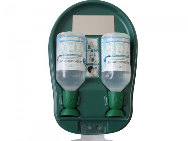 SQS Augenspülstation inkl. 2 Spülflaschen