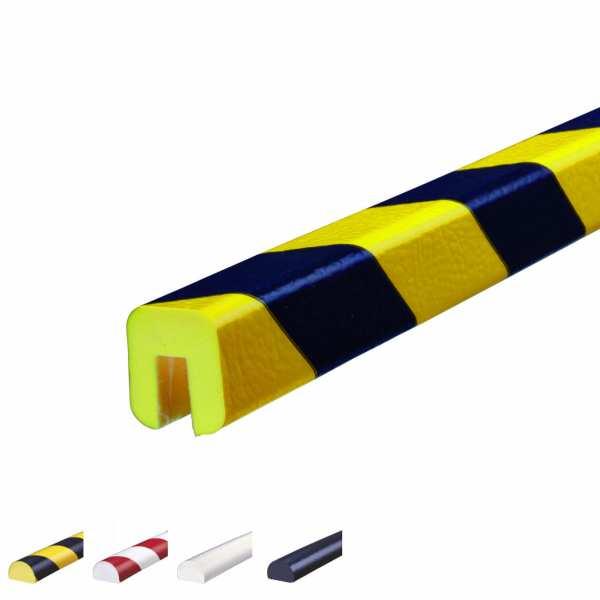 Kantenschutzprofil Knuffi® Typ G, aufsteckbar und selbstklebend