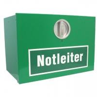 SQS Wandbox für Rettungsleiter Kletter-Fix