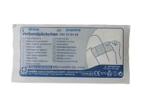 Verbandpäckchen mittel, gemäß DIN 13151, 80x100 mm
