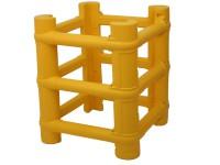 Modularer Säulenschutz - individuell zuschneidbar