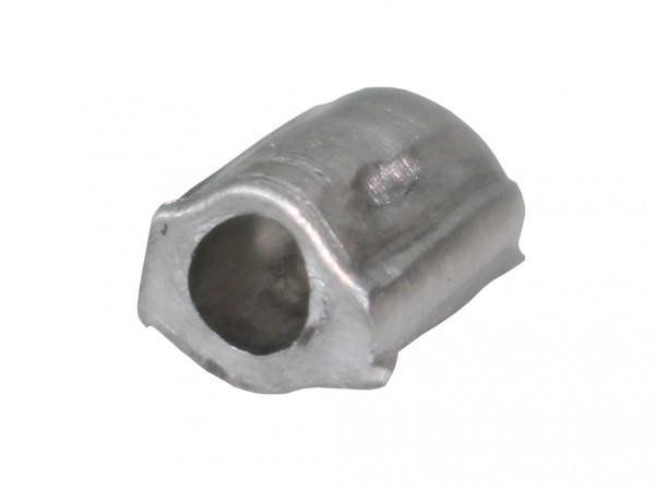 Aluminiumplomben Form 60 (100 Stk.), 5x6 mm