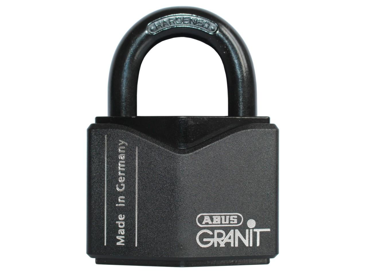 Vorhängeschloss ABUS Granit 37/55 - Sicherheitsschloss | SQS