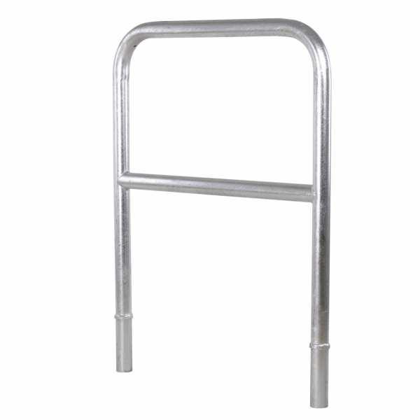 Laderampen-Geländer Rampenschutzbügel zum Entnehmen