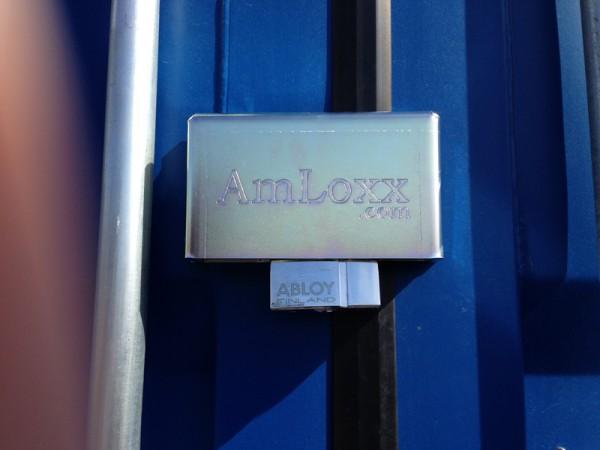 Containerschloss AmLoxx 100