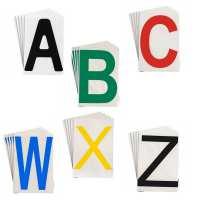 ToughStripe Bodenmarkierung Buchstaben von A bis Z