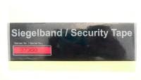 Sicherheitssiegel Tri-Colour Tape