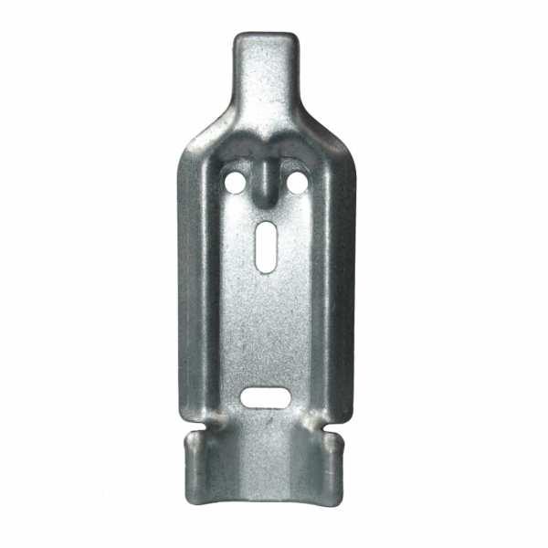 Wandhalter Feuerlöscher Universal, silver verzinkt