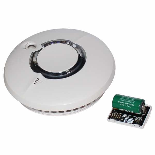 Hybridrauchmelder FireAngel ST-630-DE P-Line inkl. Funkmodul W2