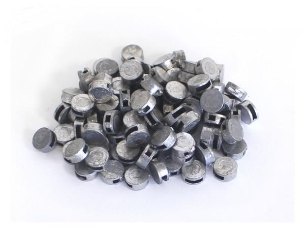 Blei-Plomben, 14mm, (500 Stück)