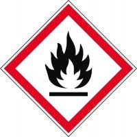 Gefahrensymbol Flamme GHS02