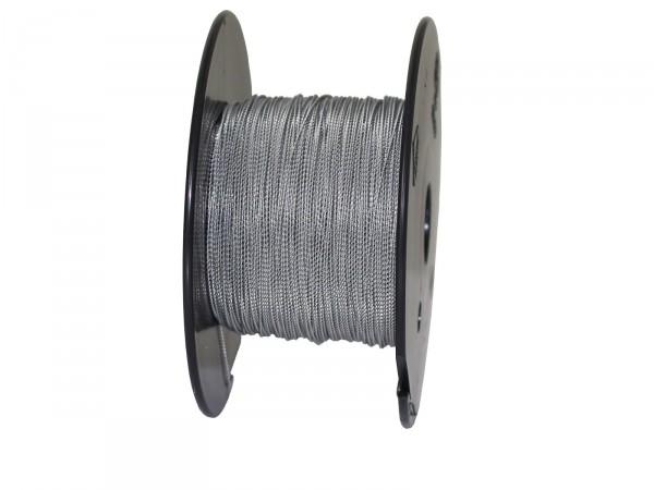 Plombendraht Eisen verzinkt 0,25x0,25mm (Spule à 100m)