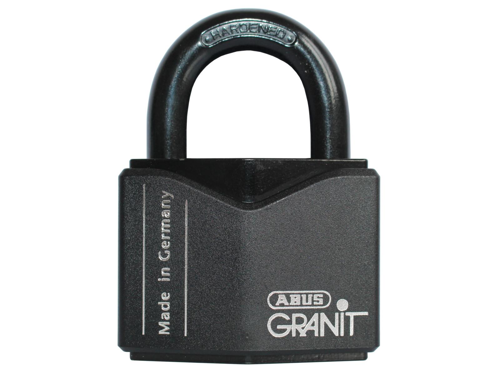 vorh ngeschloss abus granit 37 55 sicherheitsschloss sqs. Black Bedroom Furniture Sets. Home Design Ideas