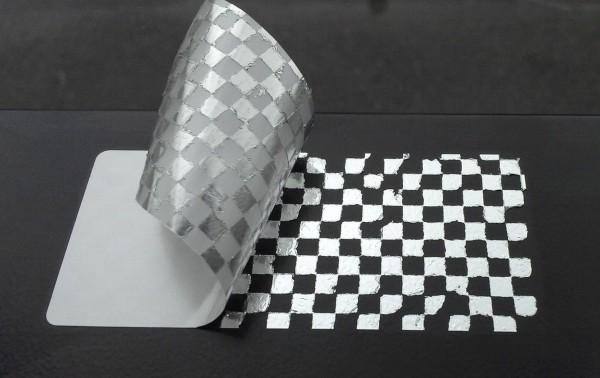 Siegel-Etiketten - Silver - übertragungssicher