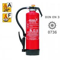 Jockel F 6 J Plus21 Fettbrandlöscher 6 Liter