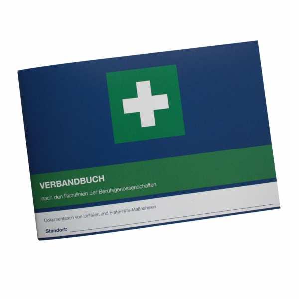 Verbandbuch DIN A5 - Dokumentation