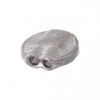 Aluminiumplomben Form 70 (100 Stk.) 8 mm