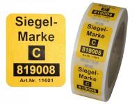 Siegelmarken (500 Stück)