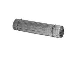 Plombendraht Perlon/Eisen 0,50x0,30mm 1000 Stk à 20cm