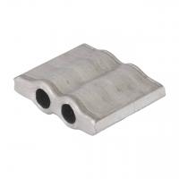 Aluminiumplomben Form 66 (100 Stk.) 12x15 mm